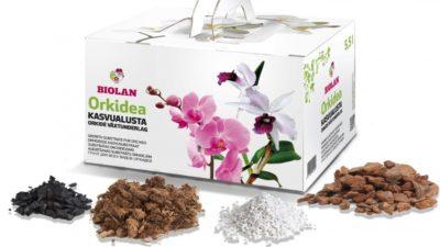 Субстрат для орхидей